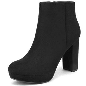 Women's Stomp High Heel Ankle Boots W/Tags